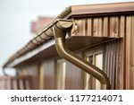 close up detail of cottage... | Shutterstock . vector #1177214071