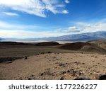 mountains in desert in death...   Shutterstock . vector #1177226227