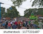 st paul  mn   august 27  2018 ... | Shutterstock . vector #1177231687