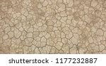 Dry Soil And Cracked Earth...