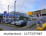 auckland  new zealand  5 aug...   Shutterstock . vector #1177257487