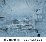 toronto  canada urban landscape.... | Shutterstock . vector #1177269181