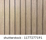 vertical line on wooden board... | Shutterstock . vector #1177277191