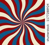 Red White And Blue Swirled...