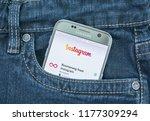 montreal  canada   september 8  ... | Shutterstock . vector #1177309294
