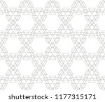 abstract seamless geometries... | Shutterstock .eps vector #1177315171