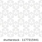 abstract seamless geometries... | Shutterstock .eps vector #1177315441