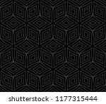 abstract seamless geometries... | Shutterstock .eps vector #1177315444