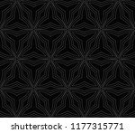 abstract seamless geometries... | Shutterstock .eps vector #1177315771