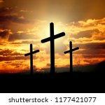 Mounts Three Crosses  Varese