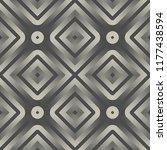 seamless aztec background.... | Shutterstock .eps vector #1177438594