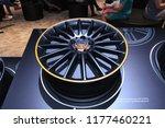moscow   august 26  2016  car... | Shutterstock . vector #1177460221