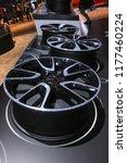 moscow   august 26  2016  car... | Shutterstock . vector #1177460224