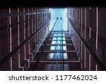 Elevator Corridor In The...