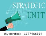 conceptual hand writing showing ...   Shutterstock . vector #1177466914