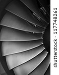 Background  Blade Turbine...