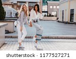 full length portrait of good...   Shutterstock . vector #1177527271