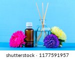 air diffuser  essential and... | Shutterstock . vector #1177591957