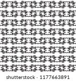 vintage pattern vector seamless ...   Shutterstock .eps vector #1177663891