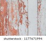 wood fence texture | Shutterstock . vector #1177671994