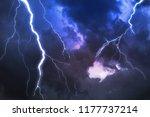Lightning  Thunder Cloud B...
