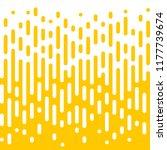 abstract yellow line flow...   Shutterstock .eps vector #1177739674