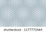 abstract geometric pattern.... | Shutterstock .eps vector #1177772464