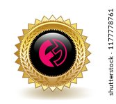 funfair cryptocurrency coin...   Shutterstock .eps vector #1177778761