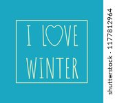 white simple flat design line... | Shutterstock .eps vector #1177812964