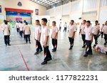 photo of thai teenage students... | Shutterstock . vector #1177822231