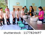 photo of thai students are... | Shutterstock . vector #1177824697