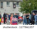 stratford upon avon... | Shutterstock . vector #1177861357