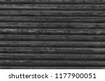 black and white wooden wall... | Shutterstock . vector #1177900051
