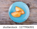 russian traditional pirogi... | Shutterstock . vector #1177906501