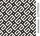 vector seamless pattern. modern ... | Shutterstock .eps vector #1177959214