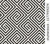 vector seamless pattern. modern ... | Shutterstock .eps vector #1177959274