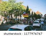 strasbourg  france   sep 12 ... | Shutterstock . vector #1177976767