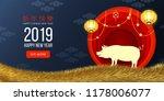 banner for celebration chinese...   Shutterstock .eps vector #1178006077