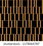 vertical stripes pattern vector.... | Shutterstock .eps vector #1178064787