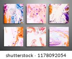 vector backgrounds for covers ... | Shutterstock .eps vector #1178092054