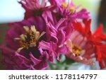 beautiful fresh flowers  bright ...   Shutterstock . vector #1178114797