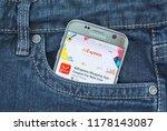 montreal  canada   september 8  ... | Shutterstock . vector #1178143087