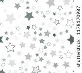seamless vector repetitive... | Shutterstock .eps vector #1178170987