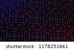 animated light shining dots... | Shutterstock . vector #1178251861