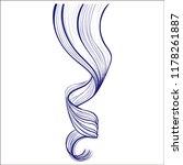 sketch graphic women's... | Shutterstock .eps vector #1178261887