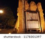 tha pae gate  thailand   Shutterstock . vector #1178301397