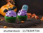 Festive Halloween Cupcakes...