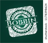 bobbin written on a chalkboard | Shutterstock .eps vector #1178398624