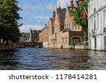 Ville de Bruges, Belgique