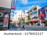 okinawa japan august 12 2018 ...   Shutterstock . vector #1178422117
